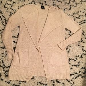 Bobeau Long knit Sweater/ Cardigan
